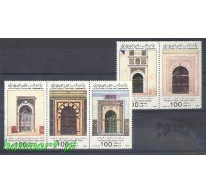 Znaczek Libia 1985 Mi 1591-1595 Czyste **