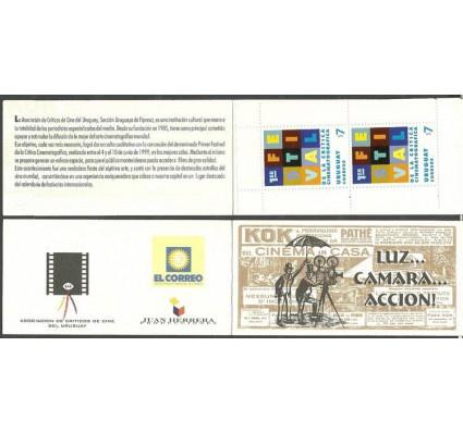 Znaczek Urugwaj 1999 Mi mh 2458 Czyste **