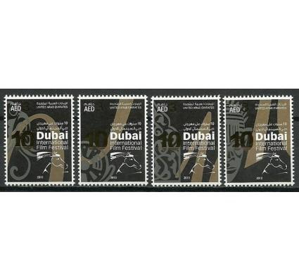 Znaczek Zjednoczone Emiraty Arabskie 2013 Mi 1122-1125 Czyste **