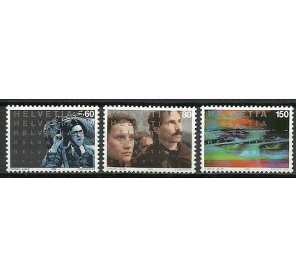 Znaczek Szwajcaria 1995 Mi 1560-1562 Czyste **