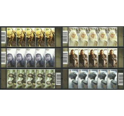 Znaczek Nowa Zelandia 2003 Mi 2130-2135 Czyste **