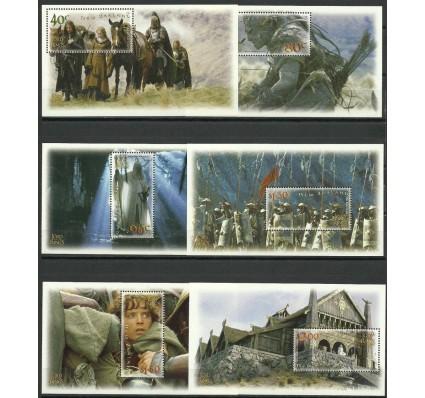 Znaczek Nowa Zelandia 2002 Mi bl 144-149 Czyste **