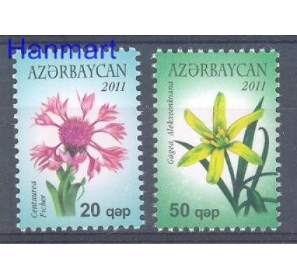 Znaczek Azerbejdżan 2011 Mi 835-836 Czyste **