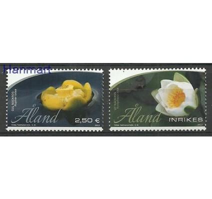 Znaczek Wyspy Alandzkie 2013 Mi 377-378 Czyste **
