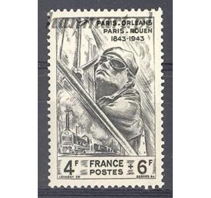 Francja 1944 Mi 631 Czyste **