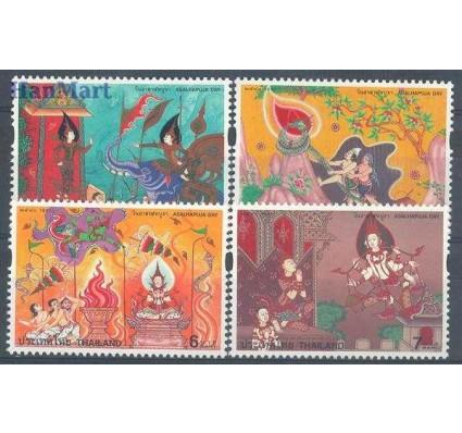 Znaczek Tajlandia 1997 Mi 1787-1790 Czyste **