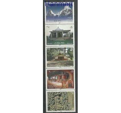 Znaczek Nepal 2007 Mi 940-944 Czyste **