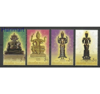 Znaczek Tajlandia 2009 Mi 2802-2805 Czyste **