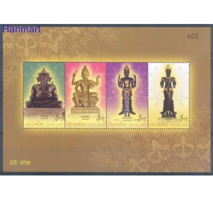Znaczek Tajlandia 2009 Mi bl 233 Czyste **