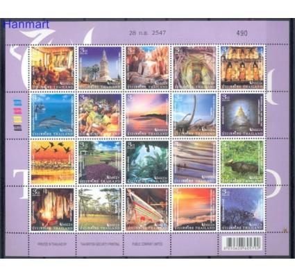 Znaczek Tajlandia 2004 Mi 2305-2324 Czyste **