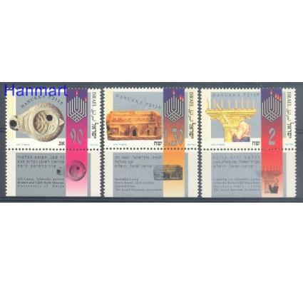 Znaczek Izrael 1993 Mi 1282-1284 Czyste **