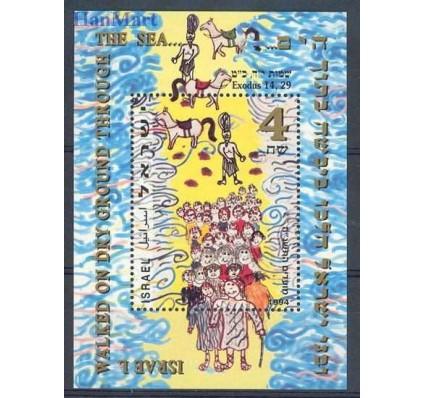 Znaczek Izrael 1994 Mi bl 48 Czyste **