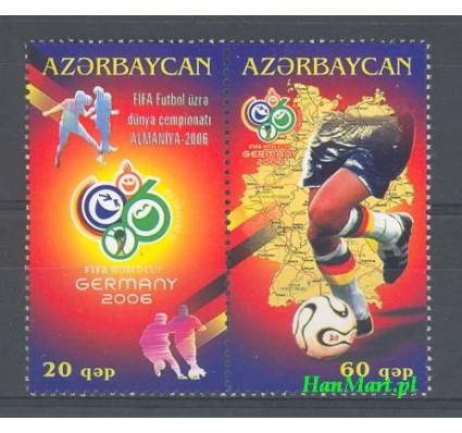 Znaczek Azerbejdżan 2006 Mi 640-641 Czyste **