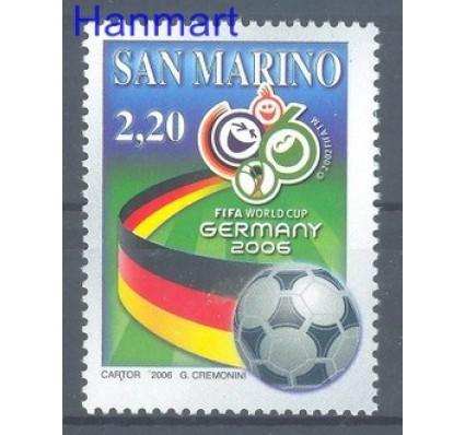 Znaczek San Marino 2006 Mi 2255 Czyste **