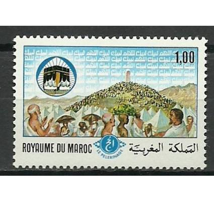 Znaczek Maroko 1979 Mi 911 Czyste **