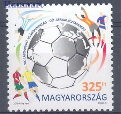Znaczek Węgry 2010 Mi 5472 Czyste **