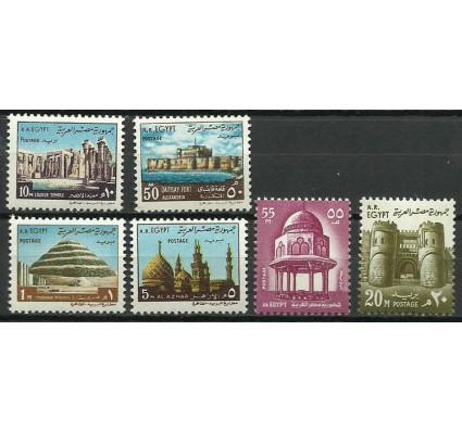 Znaczek Egipt 1972 Mi 1067-1072 Czyste **