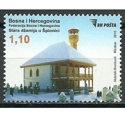 Znaczek Bośnia i Hercegowina 2015 Mi 683 Czyste **