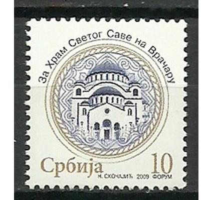 Znaczek Serbia 2009 Mi por27 Czyste **