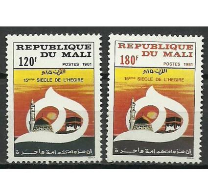 Znaczek Mali 1981 Mi 831-832 Czyste **