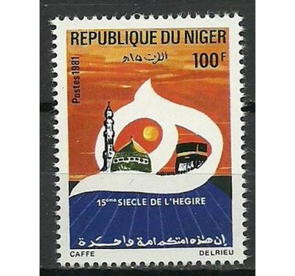 Znaczek Niger 1981 Mi 757 Czyste **