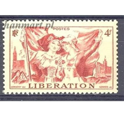 Znaczek Francja 1945 Mi 732 Czyste **