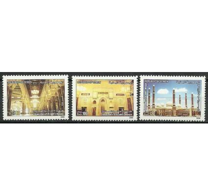 Znaczek Jemen 2008 Mi 371-373 Czyste **
