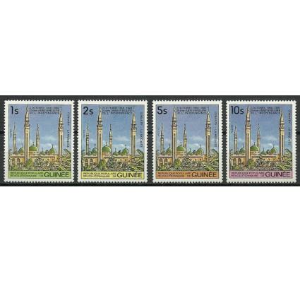 Znaczek Gwinea 1983 Mi 954-957 Czyste **