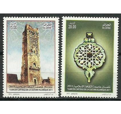 Znaczek Algieria 2011 Mi 1654-1655 Czyste **
