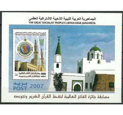 Znaczek Libia 2007 Mi bl 171 Czyste **