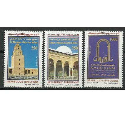 Znaczek Tunezja 2009 Mi 1711-1713 Czyste **