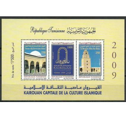 Znaczek Tunezja 2009 Mi bl 42 Czyste **