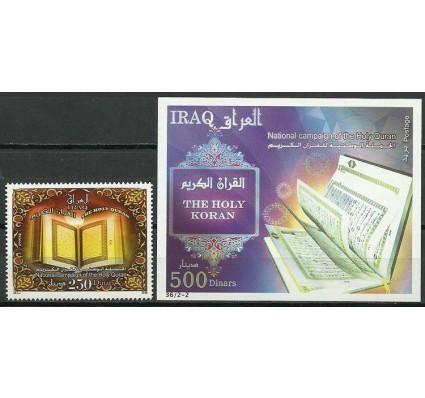 Znaczek Irak 2010 Mi 1808+bl 126 Czyste **