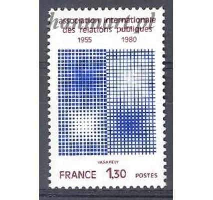Francja 1980 Mi 2211 Czyste **