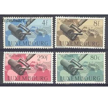 Luksemburg 1949 Mi 460-463 Z podlepką *
