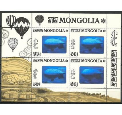 Znaczek Mongolia 1993 Mi ark 2482 Czyste **