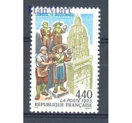Znaczek Francja 1993 Mi 2980 Czyste **