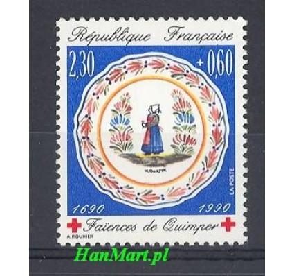 Znaczek Francja 1990 Mi 2773A Czyste **