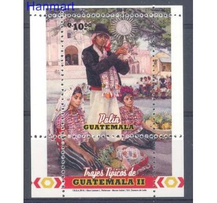 Znaczek Gwatemala 2011 Mi bl 49 Czyste **