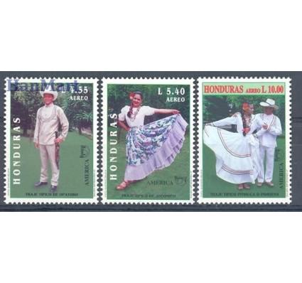 Znaczek Honduras 1997 Mi 1322-1324 Czyste **