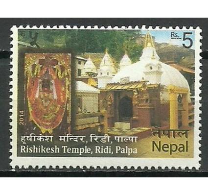 Znaczek Nepal 2014 Mi 1130 Czyste **