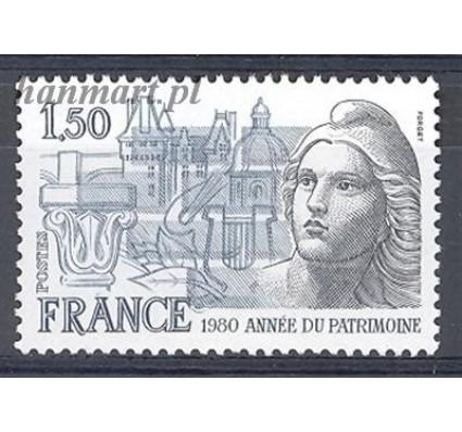 Znaczek Francja 1980 Mi 2212 Czyste **