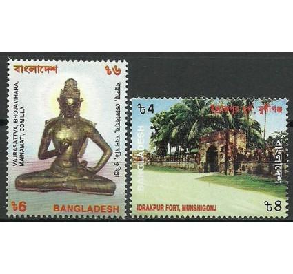 Znaczek Bangladesz 2000 Mi 741-742 Czyste **