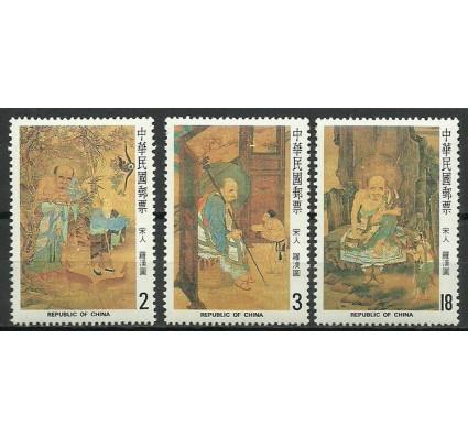 Znaczek Tajwan 1982 Mi 1495-1497 Czyste **