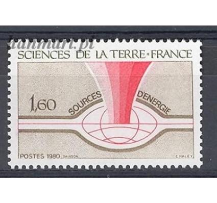 Znaczek Francja 1980 Mi 2213 Czyste **