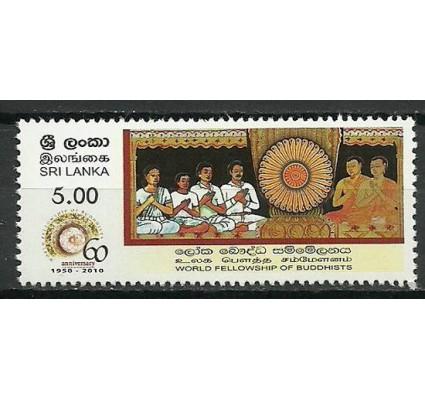Znaczek Sri Lanka 2010 Mi 1815 Czyste **
