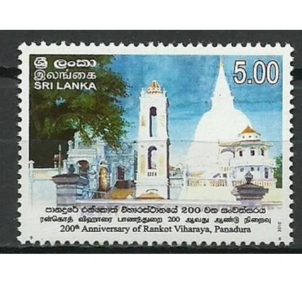 Znaczek Sri Lanka 2010 Mi 1812 Czyste **