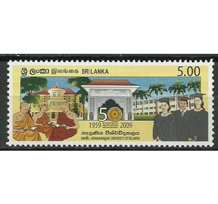 Znaczek Sri Lanka 2009 Mi 1755 Czyste **