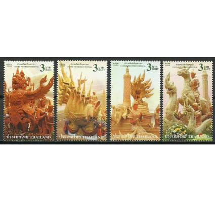 Znaczek Tajlandia 2009 Mi 2816-2819 Czyste **