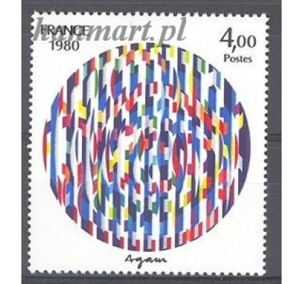 Francja 1980 Mi 2222 Czyste **